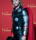 Thor Wax Figure as portrayed by actor Chris Hemsworth